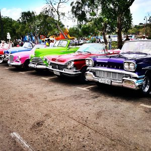 מכוניות הויטרז בקובה עם טיולים ואתגרים