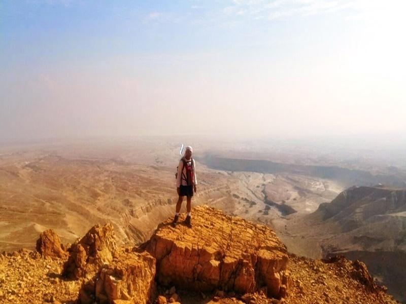 טיולים ואתגרים בהר צרור