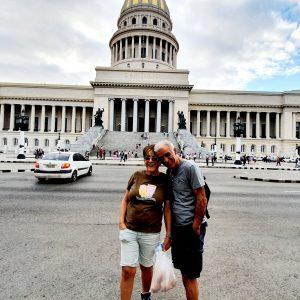 הקפיטול בהוואנה קובה