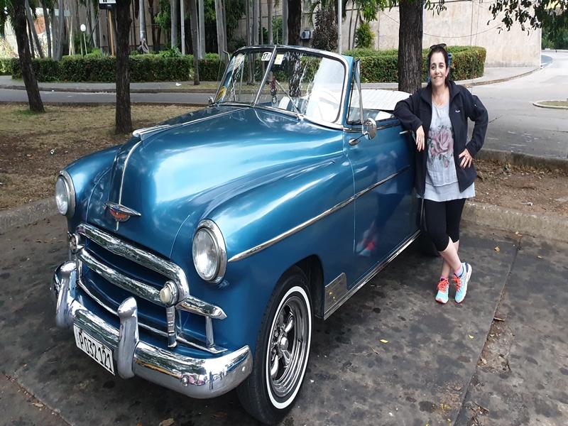 המכוניות הנפלאות בקובה